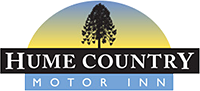 hume country motor inn logo